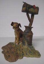 VERY RARE Lowell Davis COUNTRY ROAD Figurine Schmid 1978 Border Fine Arts SIGNED