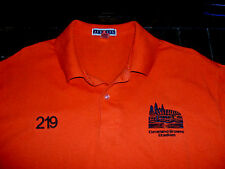 Cleveland Browns Stadium Usher/Concession? XL Employee Polo Shirt FirstEnergy