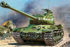 ZVEZDA IS-2 STALIN Scale: 1/100 - 6201 Military Model Kit