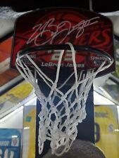 Jersey maillot trikot mini panier de basket cleveland cavaliers nba lebron james