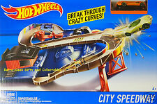 Hot Wheels City Speedway One Vehicle Included by Mattel