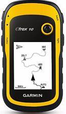 GARMIN HANDHELD GPS NAVIGATOR ETREX 10 Worldwide Basemap Camping Hiking Travel