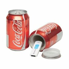 Objets publicitaires de collection Coca-Cola canettes