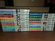 Sword Art Online Light Novel 1 - 19 Lot Reki Kawahara Yen On