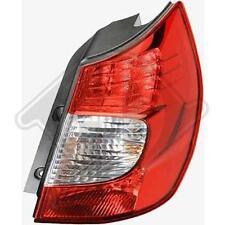 Faro fanale posteriore Sinistro LED RENAULT SCENIC 2006 ->2009 freccia chiara