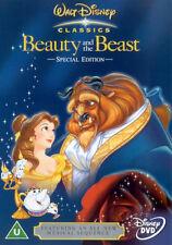 Beauty And The Beast - Special Edition - UK Region 2 DVD - Walt Disney