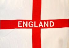 Large England St George Cross National Flag 3' x 2' Football Sport Pub Support