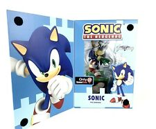 Sonic The Hedgehog Gallery Diamond Select Figure Diorama Free Priority Shipping