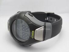 Skechers Go Walk Strapless Heart Rate Monitor Calendar Alarm Timer Light Watch