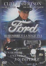 DVD - Ford El Hombre Y La Maquina NEW Ford The Man And Machine FAST SHIPPING !