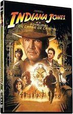 """DVD """"Indiana Jones y el reino de la cráneo de cristal"""" NUEVO EN BLÍSTER"""