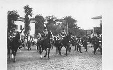 1889) BOLOGNA 1926 MUSSOLINI A CAVALLO PER LA PARATA.