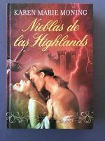 NIEBLAS DE LAS HIGHLANDS - KAREN MARIE MONING