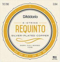 D'Addario EJ94 Requinto Guitar Strings 6 String Juegos De Cuerdas Requinto