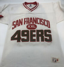 "Logo 7 U.S.A. Vintage ""Xxl� San Francisco 49er's Jersey Men's Size Medium"