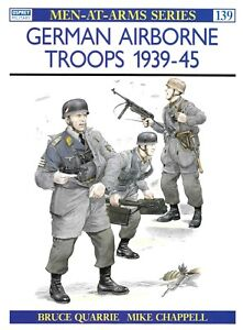 Osprey Men At Arms Series 139 German Airborne Troops 1939-1945 Operations