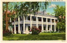 Cottage Home, Baton Rouge, LA Postcard