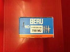 BERU GLOW PLUGS TO SUIT FIAT DUCATO 1.9D 94- FIAT CROMA 93-94 RENUALT SAFRANE