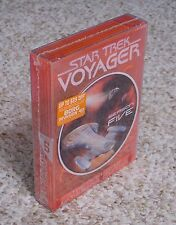 NEW Star Trek: Voyager - The Complete Fifth Season (7-DVD Set, 2004) 5 - Sealed