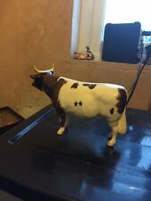 Beswick Ayrshire Bull - Ch 'Whitehill Mandate' – Model No. 1454 - Damage To Horn