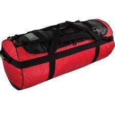 Highlander Lomond 120l Durable Tarpaulin Duffle Bag 5034358039288 Red