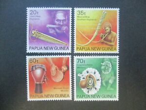 World Stamps: Papua New Guinea - Set/Single - Great Item, Must Have! (N8891)