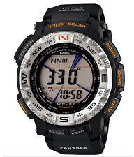 CASIO Pro Trek PRG-260-1 PRG-260-1DR Tough Solar Triple Sensor 200m Watch