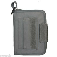 "notebook organizer case field style tactical 7"" foliage green fox 51-85"