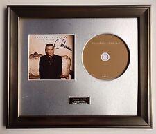 SIGNED/AUTOGRAPHED JAHMENE DOUGLAS - LOVE NEVER FAILS CD PRESENTATION.X FACTOR