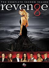 Revenge: The Complete Second Season 2 DVD R4 New & Sealed