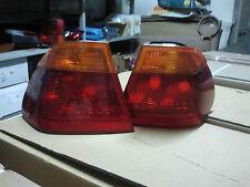 Fanale Post Posteriori dx sx BMW serie 3 III E 46 orig. Usati ..come nuovi 98