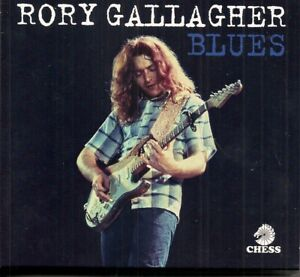RORY GALLAGHER - Blues (Deluxe, 3 CD)