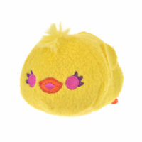Toy Story 4 Ducky Tsum Tsum Plush Doll mini S Disney Store Japan 2019