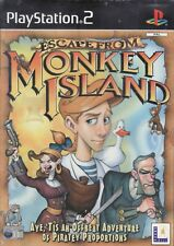 Escape From Monkey Island - PlayStation 2 / PS2