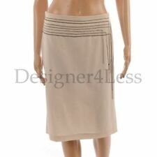 Silk Straight, Pencil Formal Regular Size Skirts for Women
