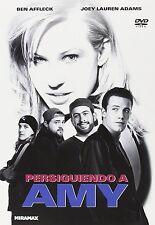 PELICULA DVD PERSIGUIENDO A AMY PRECINTADA