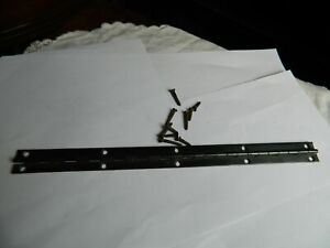 HMV Model 102 Portable  Gramophone  Lid Hinge