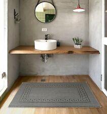 tappeto e tris da  bagno in cotone made in  Italy - 5 misure - mod. ORVIETO