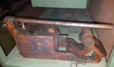 Pell Hydrashear Model C Cutter For Electrical Cable Or Wire Rope Make Offer