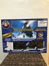 """Lionel�The Polar Express Deluxe Lights & Sounds Collectible Christmas Train Set"