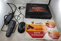 TIGERSECU 1080P H.265+ 8-Channel Hybrid 5-in-1 DVR NVR Security Recorder w/ 1TB