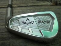 Callaway Razr X Forged Single 6 Iron Golf Club Right Hand Steel Rifle Shaft 6.0
