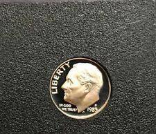 1983 S Roosevelt Dime GEM DCAM PROOF from PROOF Set