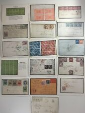 Postcards : Postal Stamp History : Complete 16 Card Set By Robson Lowe