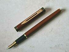 Stylo plume vulpen fountain pen fullhalter penna WATERMAN EXCLUSIVE nib write 鋼筆