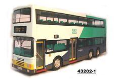 Corgi 43202-1 Leyland Olympian Alexander Bus  3 axle KCR 10th Anniversary