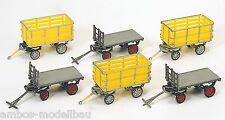 Preiser 17112 H0 Postwagen / Gepäckwagen, Bausatz, Neu