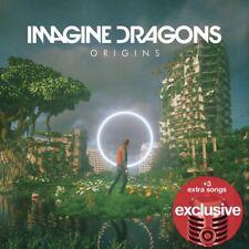 Imagine Dragons Origins Cd Target Exclusive W 3 Bonus Tracks Rock Pop New