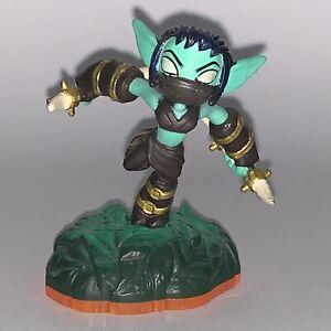 2012 Skylanders Giants 84506888 Stealth Elf Figure Activision
