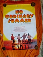 NO ORDINARY SUMMER 1 SHEET  MOVIE POSTER